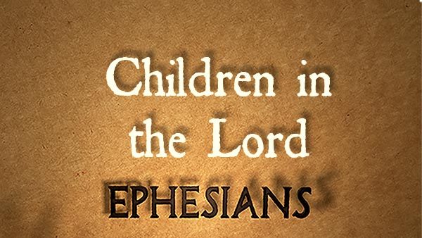 Children in the Lord