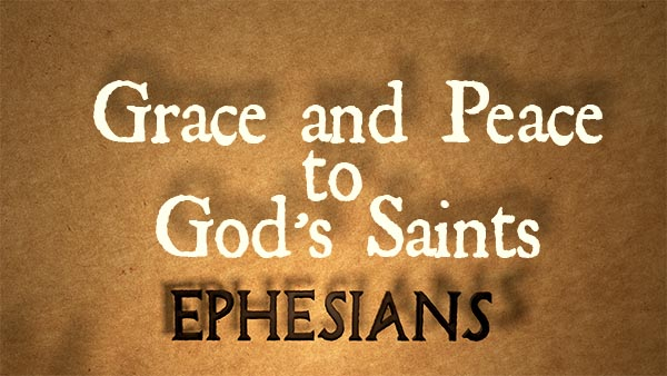 Grace and Peace to God's Saints