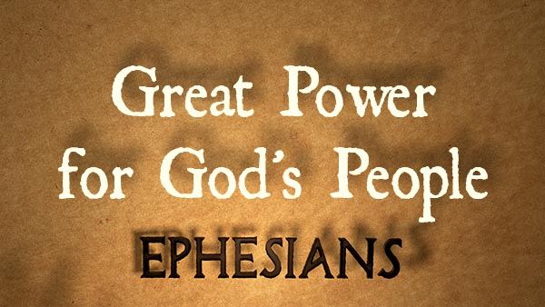Great Power for God's People