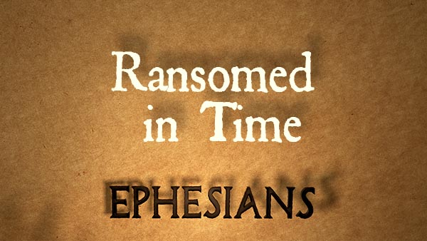 Ransomed in Time