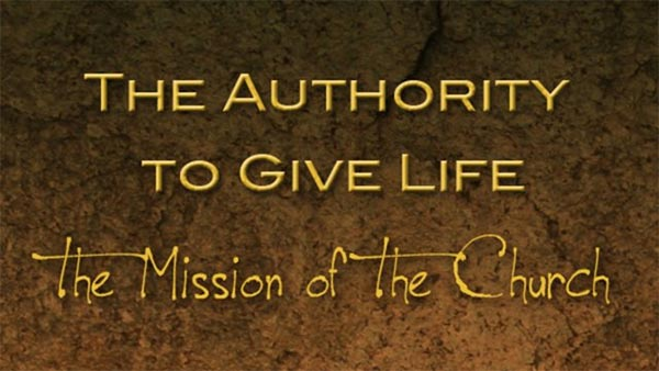 The Authority to Give Life